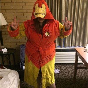 Iron Man Robe